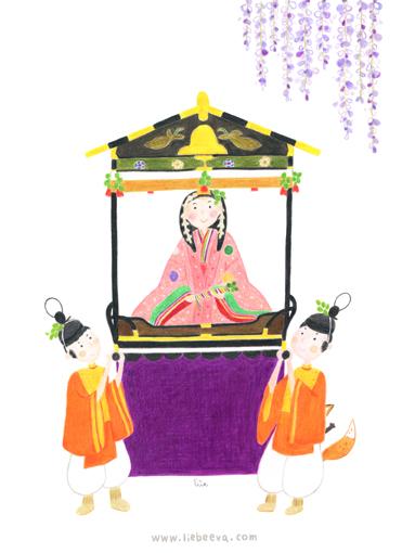 歲時京都-葵祭